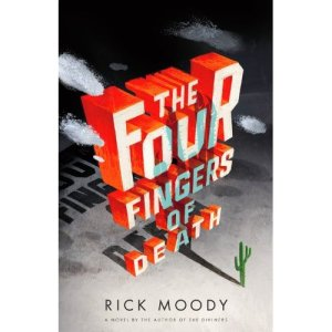 The Four Fingers of Death book cover