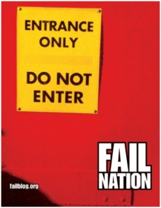 FAIL Nation book cover